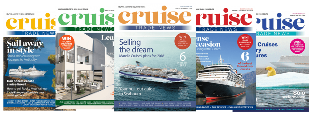 Cruise Trade News issues