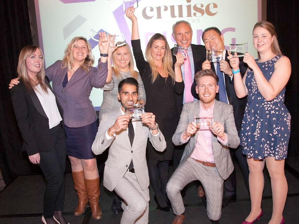 Cruise Trade News Rising Stars