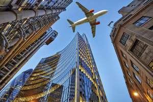 RRM Aeroplane Over London