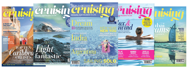 World of Cruising issues