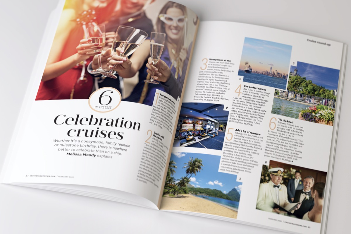 Cruise Trade News Magazine