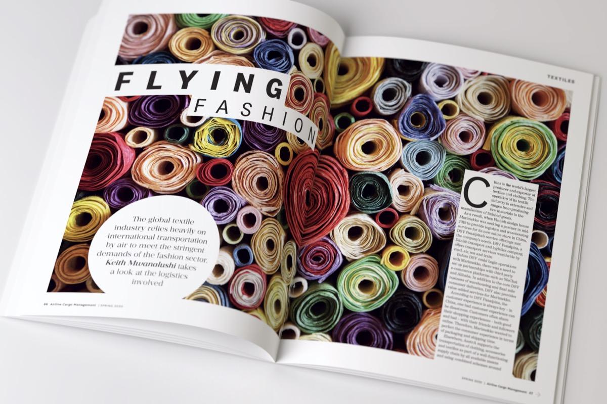 Airline Cargo Management Magazine